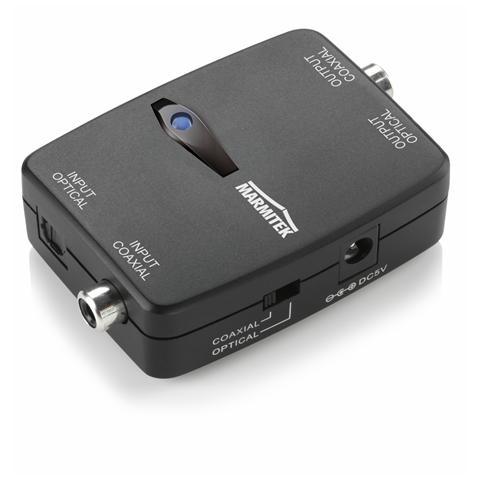 MARMITEK Connect TC22 Convertitore audio Toslink - audio coassiale