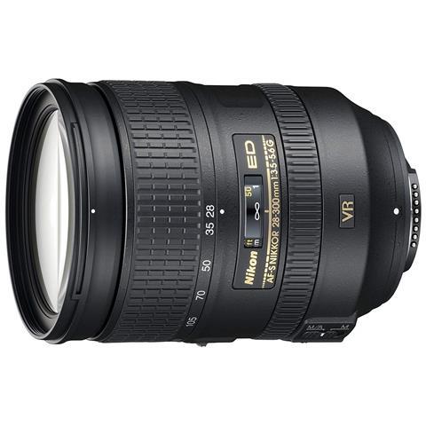 AF-S Nikkor 28-300mm f / 3,5-5,6G Ed VR