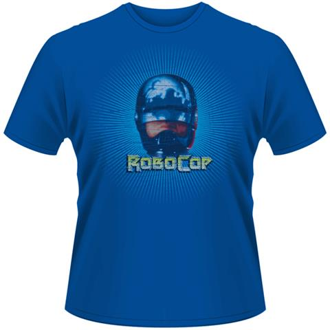 PLASTIC HEAD Robocop - Solar (T-Shirt Uomo XXL)