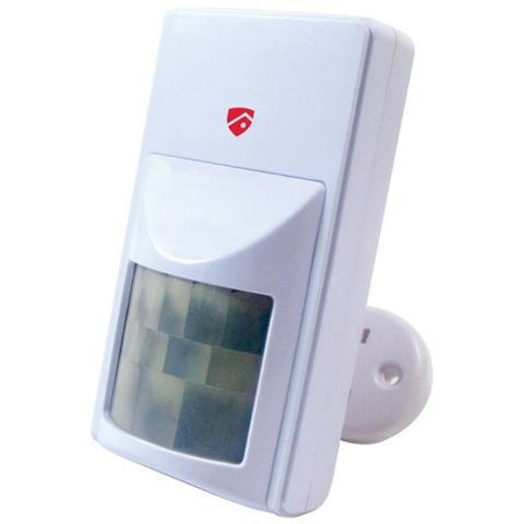 Allarme Wireless Scudo Senza Fili Con Combinatore Telefonico Gsm