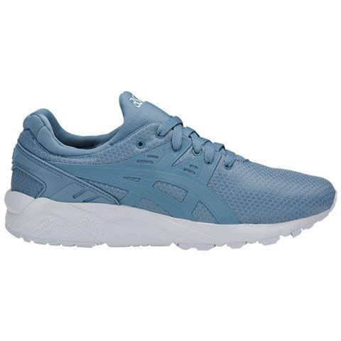 Asics Gel Kayano Trainer Evo H821N4242 azzuro scarpe basse
