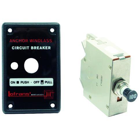 Interruttore Magnetotermico Magneto Termico 70 Amp.