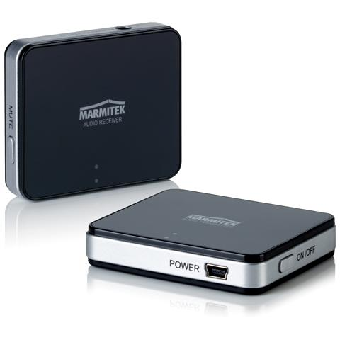 MARMITEK Soundbar MA08098 Kit trasmissione segnali RCA Stereo senza fili Wireless Audio Anywhere 625