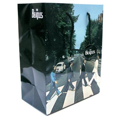 ROCK OFF Beatles Gift Bag: Abbey Road (small) (borsa)