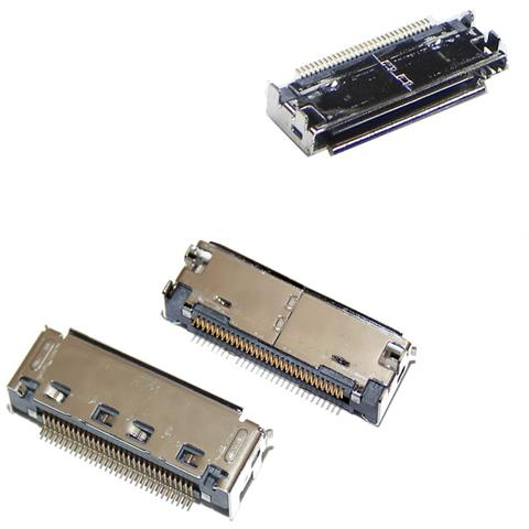 digital bay Ricambio Connettore Porta Microusb Carica Flex Cable Charging Port Per Samsung Galaxy Tab 2 7.0 Gt-p3110 Gt-p3100