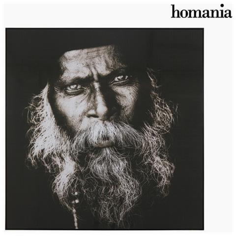 Homania Uomo Con Barba By