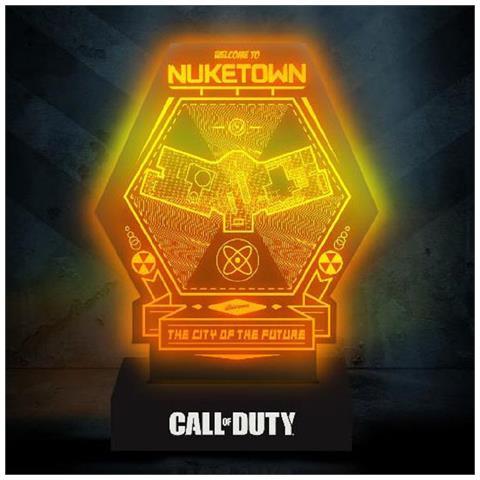 TimeCity Call Of Duty - Nuketown (Lampada)