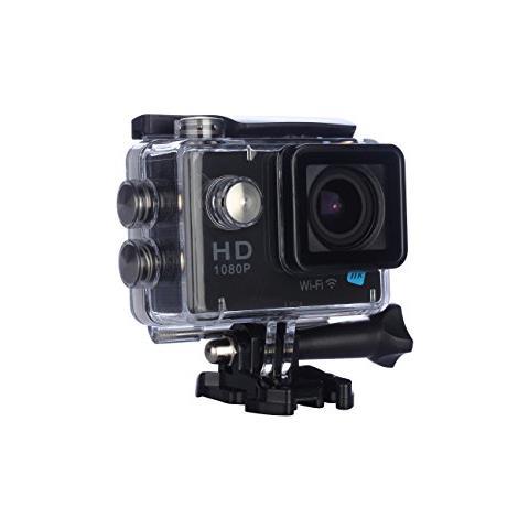 Image of AC3056 12MP Full HD CMOS Wi-Fi 44g fotocamera per sport d'azione