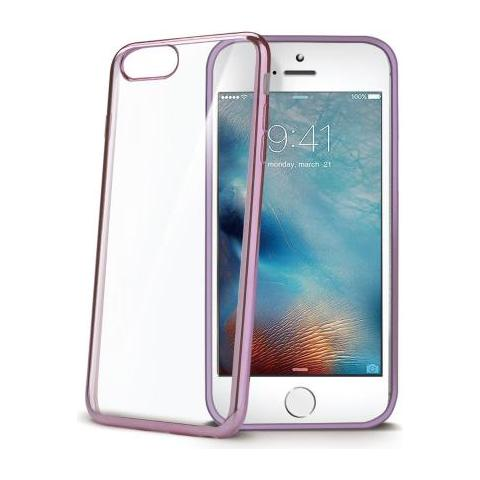 CELLY Laser Cover Iphone 7 Rgold