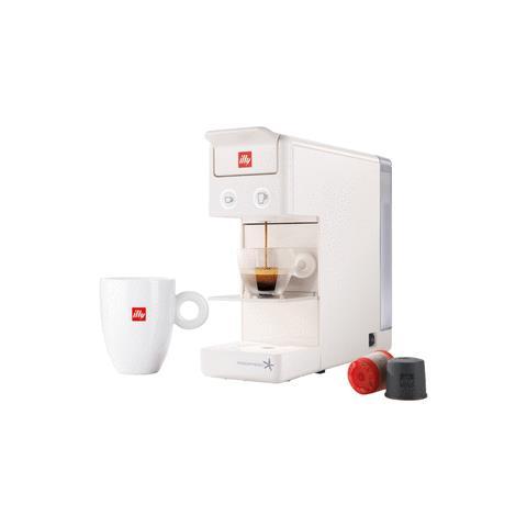 Macchinetta Del Caffe Illy Y3 Y3.1 Nuova Bianca 60285