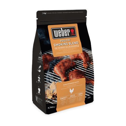 Miscela Chips per Carne di Pollame 0,7 kg