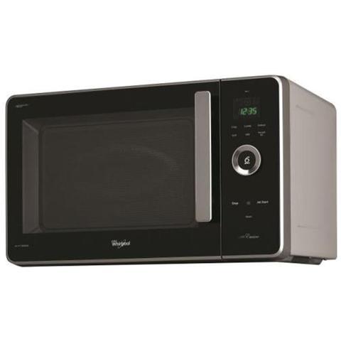 Whirlpool jq280sl forno microonde jet cuisine con grill e cottura a vapore capacit 30 litri - Forno con cottura a vapore ...