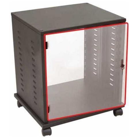 Bespeco Sportello in Plexiglass per 18U Stpcop18