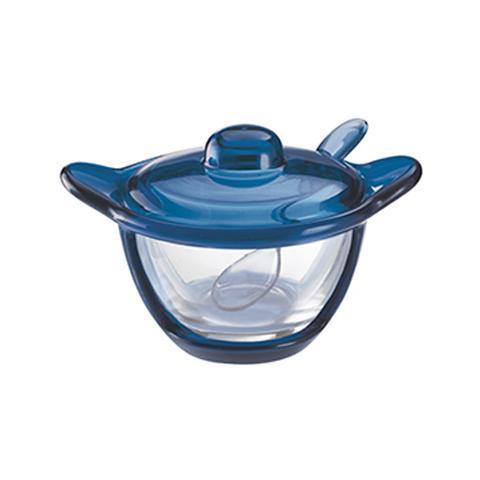 Formaggera 'bolli' Colore Blu