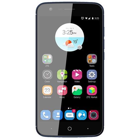 "ZTE Blade V8 Lite Blu 16 GB 4G / LTE Display 5"" HD Slot Micro SD Fotocamera 13 Mpx Android Tim Italia"