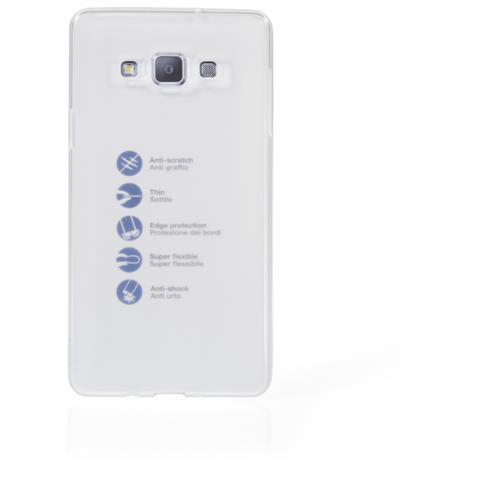 AIINO Custodia Gumshell per Samsung Galaxy A7 - Clear
