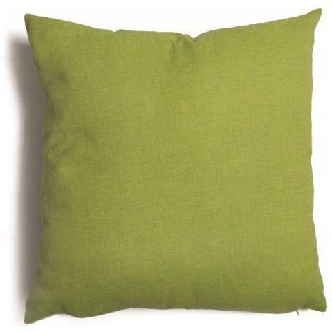 Cuscino Salotto Tulipano Cm. 43x43 Verde