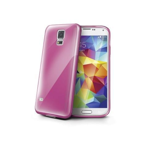 CELLY Cover per Galaxy S5 - Rosa