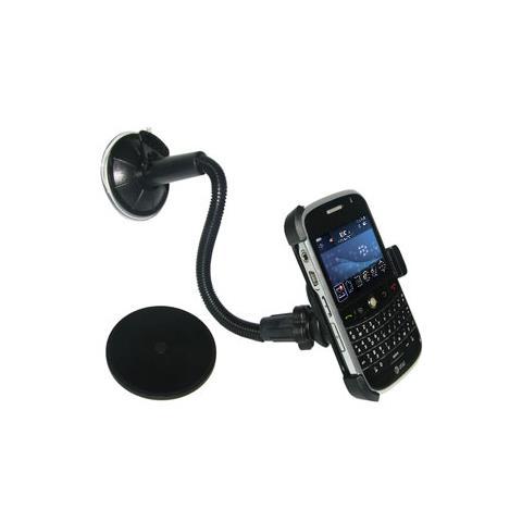 Amzer AMZ20631 Auto Active holder Nero supporto per personal communication