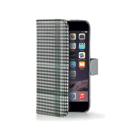 CELLY Wally Custodia per iPhone 6 Plus - Pied de pouple
