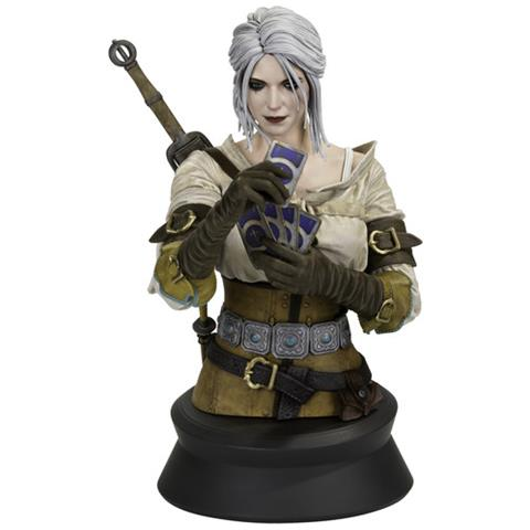 DARK HORSE Witcher 3 - Wild Hunt: Ciri Playing Gwent Bust