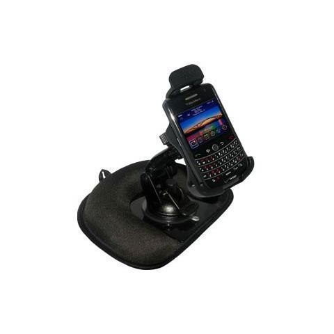 Amzer AMZ20633 Auto Active holder Nero supporto per personal communication