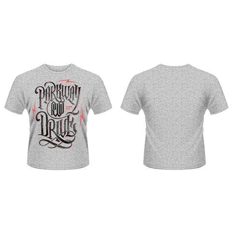 PLASTIC HEAD Parkway Drive - Electric Shorts (T-Shirt Unisex Tg. S)