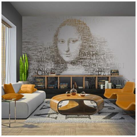 Image of Fotomurale Diario Di Leonardo Da Vinci