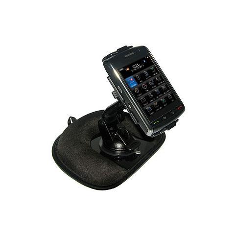 Amzer AMZ20634 Auto Active holder Nero supporto per personal communication