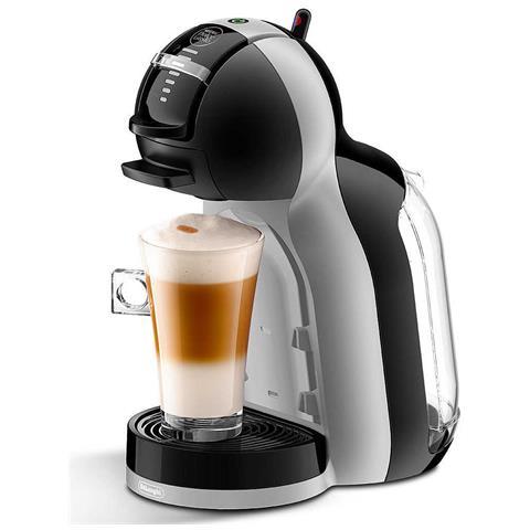 Macchina da Caffè Espresso Automatica Mini Me Serbatoio 0.8 Lt. Potenza 1460 Watt Colore Nero / Grigio