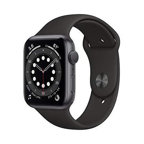 Apple Watch Serie 6 (gps 44 mm) Grigio Spazio Nero Sport