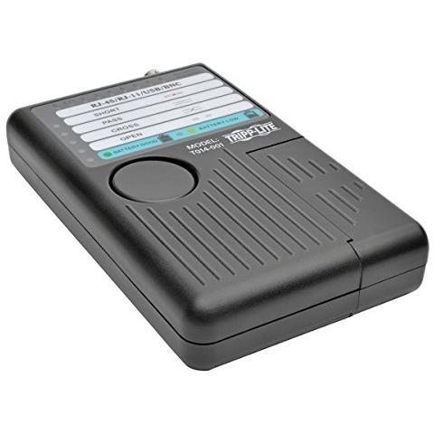 Tripp Lite T014-001 Nero tester per cavo di rete