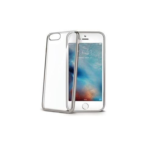 CELLY Custodia per iPhone 7 Colore Argento