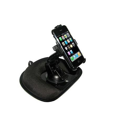 Amzer AMZ20637 Auto Active holder Nero supporto per personal communication