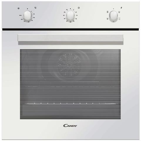 Forno Elettrico da Incasso FCP502W Capacità 65 L Ventilato Colore Vetro Bianco