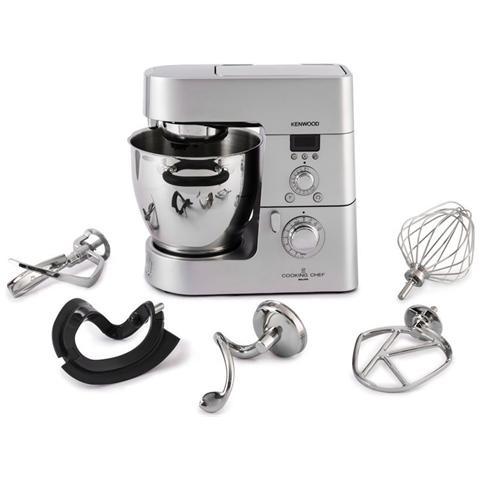 KM082 Cooking Chef Robot da Cucina Capacità 6.7 l Potenza 1500 Watt