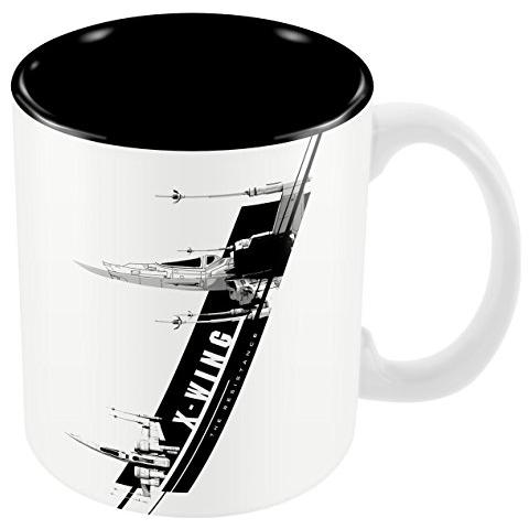 Tazza Star Wars Episode Vii Mug X Wing Resistance