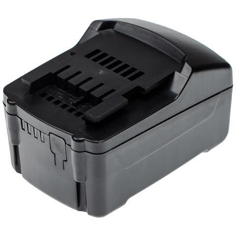 Batteria Compatibile Con Metabo Bs 18 Lt 602102890, Bs 18 Lt Bl, Bs 18 Lt Bl 602325550 Att...