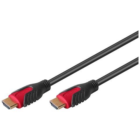 EWENT Cavo HDMI 2.0 UHD 4K 60Hz con Ethernet A / A M / M 5.0 mt