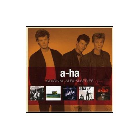 WARNER BROS Cd A-ha - Original Album Series (5 Cd)