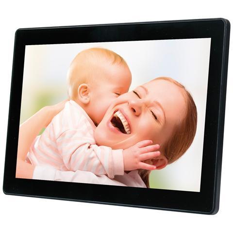 Cornice Digitale PF12WS Display 12'' Slot SD
