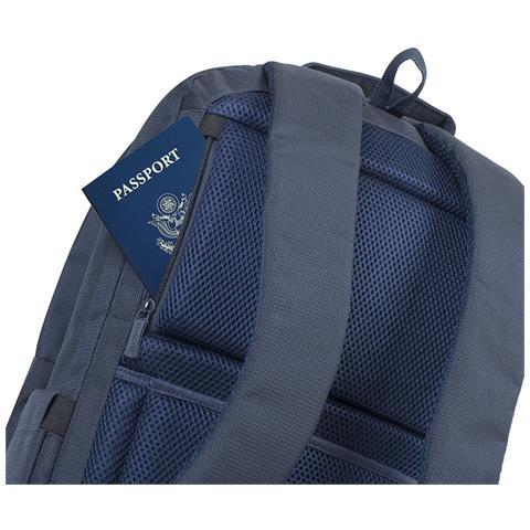 RIVACASE 8460 Laptop Rucksack 17.3 Dark blau
