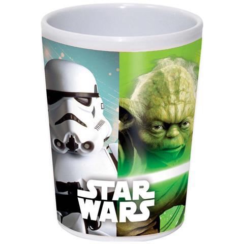 Star Wars - Bicchiere Melamina
