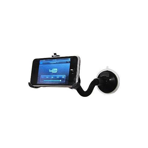 Amzer AMZ20642 Auto Active holder Nero supporto per personal communication