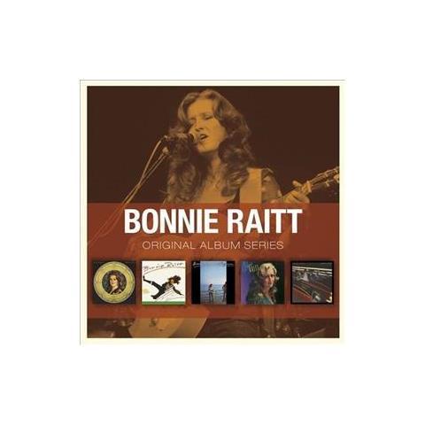 WARNER BROS Cd Raitt Bonnie - Original Album S. (5cd)